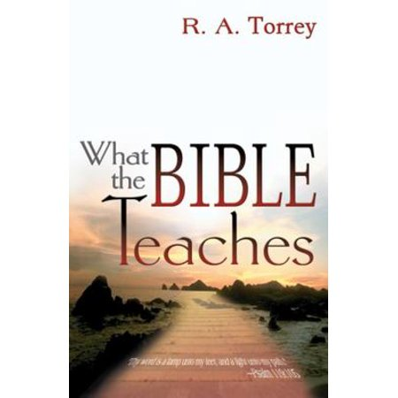 What the Bible Teaches (6 IN 1 ANTHOLOGY) - eBook](6 In 1)