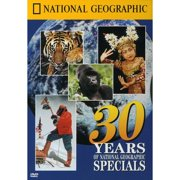 National Geographic: 30 Years Of National Geographic Specials (Full Frame) by WARNER HOME VIDEO