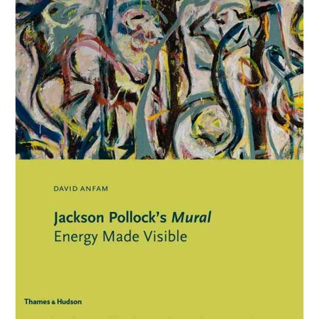 Jackson pollock 39 s mural energy made visible for Jackson 5 mural