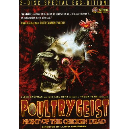 Poultrygeist: Night of the Chicken Dead (DVD) - Queen Of The Dead