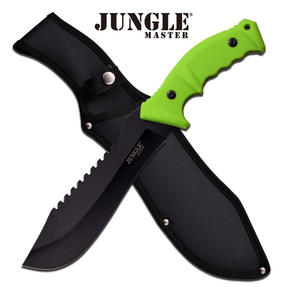 Jungle Master Machete by Master Cutlery