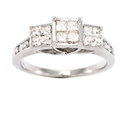 how to clean a diamond and white gold ring