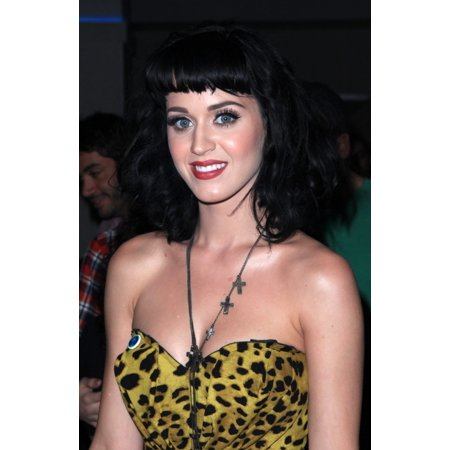 Katy Perry Inside For Katy PerryS Teenage Dream Album Release Party Exclusive - Higher Fees Apply At Espace New York Ny June 14 2010 Photo By Andres OteroEverett Collection Photo Print (Inside Album)