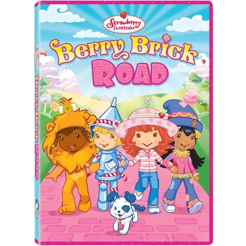 Strawberry Shortcake: Berry Brick Road (Full Frame)