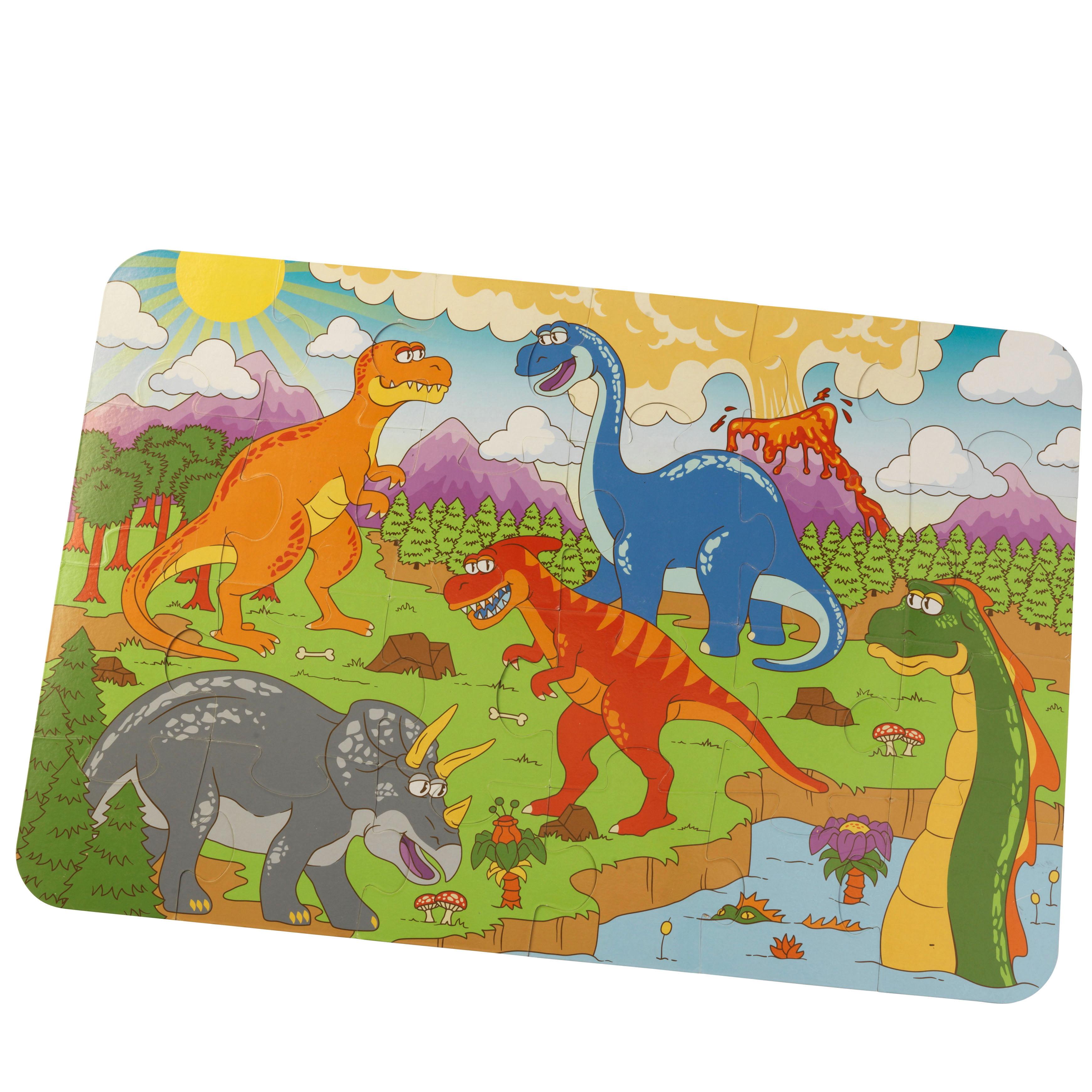 KidKraft Floor Puzzles Dinosaur by KidKraft, Inc.