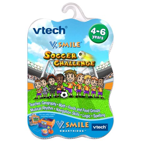 V Smile Game Soccer Challenge