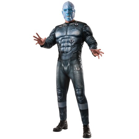 Dirty Halloween Electro (Electro Adult Costume)