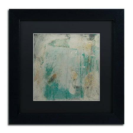- Trademark Fine Art 'Rainstorm Clouds' Canvas Art by Nicole Dietz, Black Matte, Black Frame