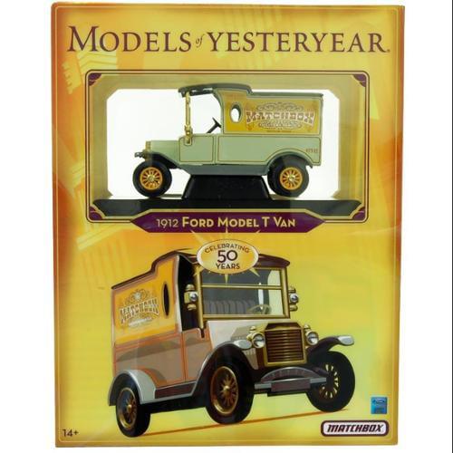 Matchbox Moy Ford Model T Van by