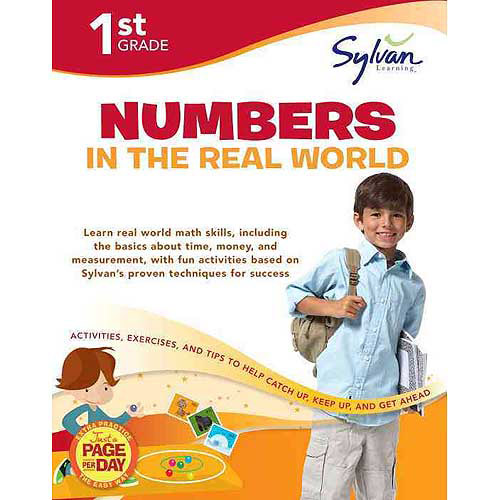 1st Grade Numbers in the Real World
