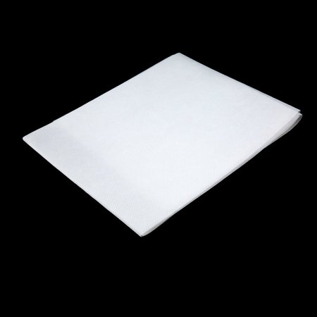 84 Inch Projection Screen Curtain Non-Woven Fabric White Soft Portable for KTV Ba Conference Room Home Theater - image 1 of 7