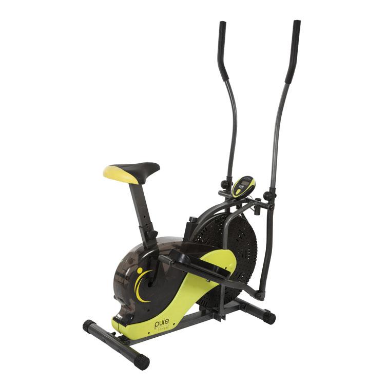 Pure Fitness Dual Elliptical Trainer