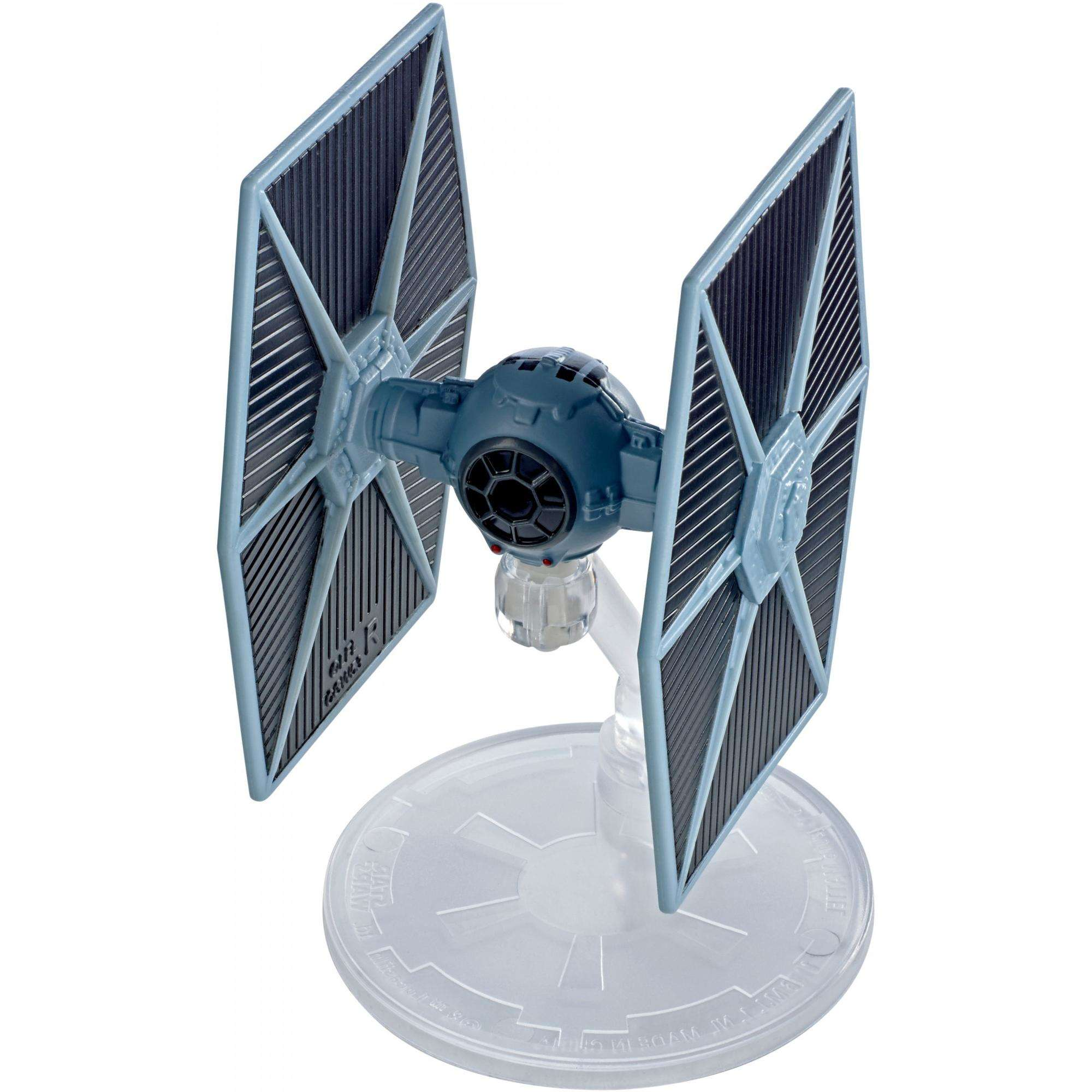 Hot Wheels Star Wars 40Th Anniversary TIE Fighter, Starship