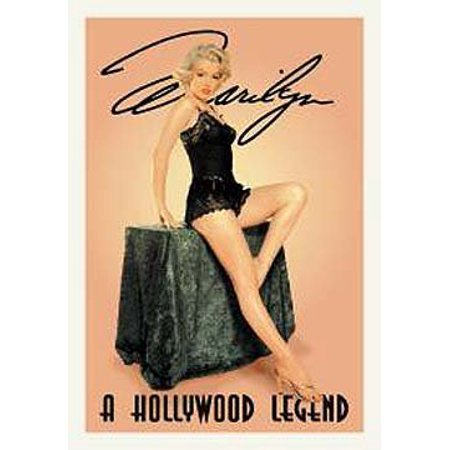 Hollywood Signs For Sale (Marilyn Monroe Tin Metal Sign : Hollywood Legend ,)