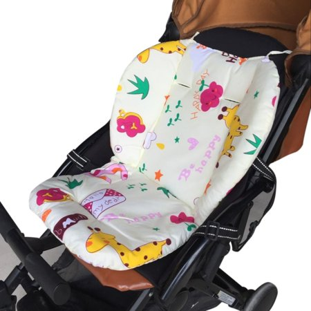 Baby Kids Pushchair Cushion Car Safe Seat Stroller High Chair Pad Support Pillow Baby Safe Car Seat