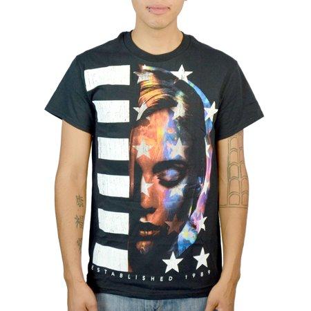 Tony Hawk Abstract Established 1989 Mens Black T Shirt New Sizes S 2Xl