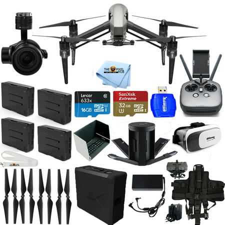 DJI Inspire 2 Combo With DJI Zenmuse X5S! 4 BATTERY BUNDLE BRAND NEW IN STOCK