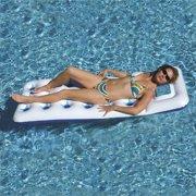 18 Pocket Window Lounge Swimming Pool Float