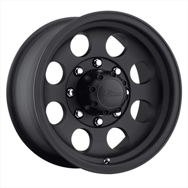 ULTRA 1646881B 164 Series Wheel, Black