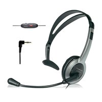 Panasonic KX-TCA430 Panasonic Foldable Over the Head Headset