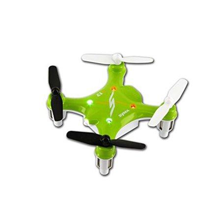 8a69d06bfc4 Generic Syma X12 Nano 6-Axis Gyro RC Quadcopter Mini Drone RTF UFO  Aircraft,Color Green - Walmart.com
