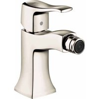 Hansgrohe 31275921 Metris C Bidet Faucet Single Hole with Pop-Up Assembly, Various Colors