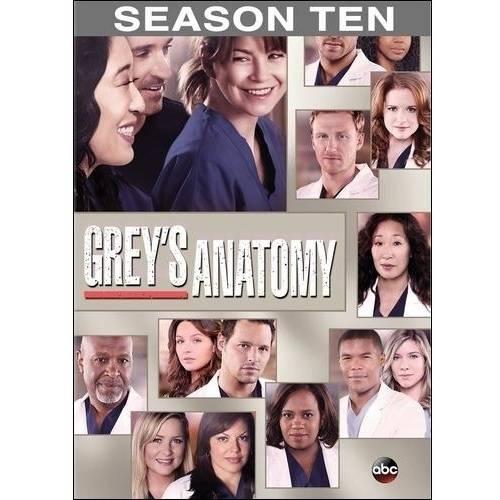 Grey's Anatomy: The Complete Tenth Season (Widescreen)