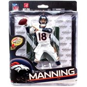 McFarlane NFL Sports Picks Series 34 Peyton Manning Action Figure [White Jersey]