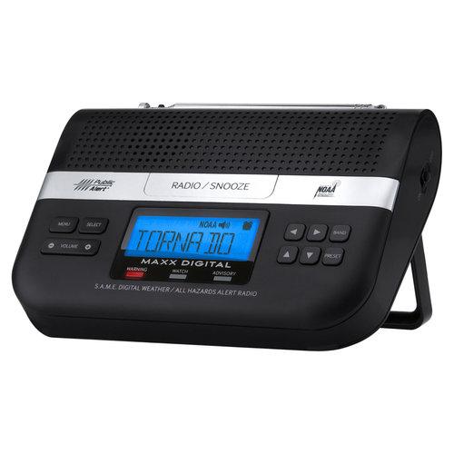 MX-CR01NW Weather Alert Radio