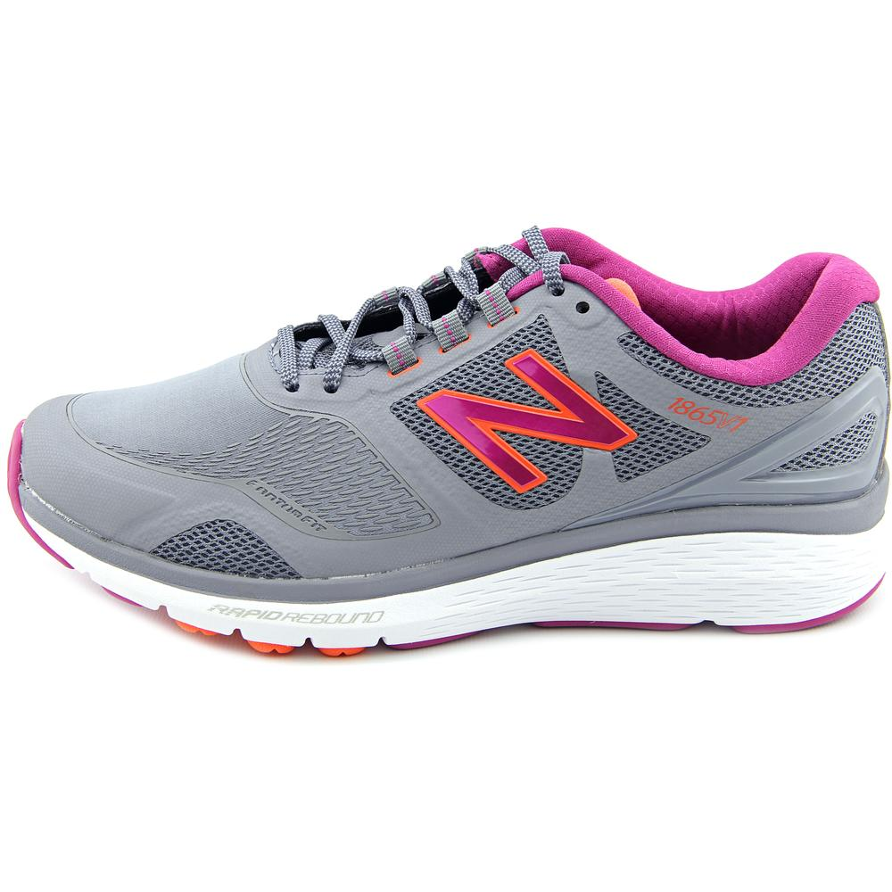 New Balance WW1865 Women Gray  Round Toe Synthetic Gray Women Walking Shoe c7647d