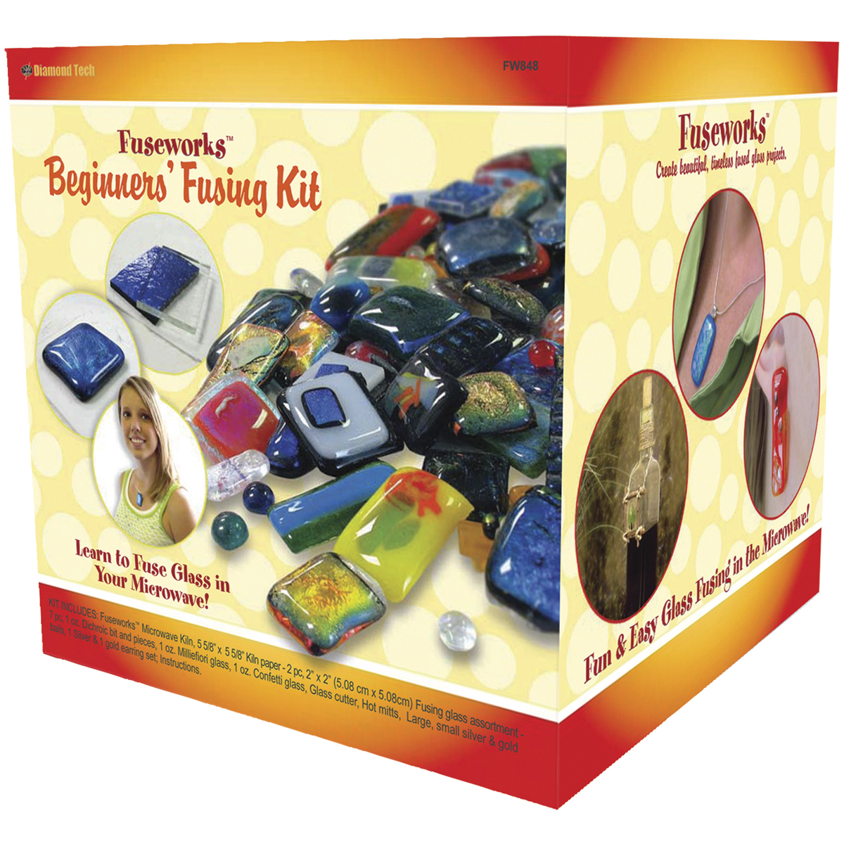 Fuseworks Beginners Fusing Kit-
