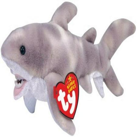 Ty Finn -Shark Beanie Baby