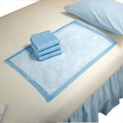 SD63550301 - Disposable Underpads 36 L x 23 W, Blue Polyethylene Backing