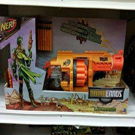 - Nerf Doomlands 2169 Lawbringer