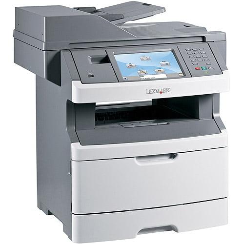 Lexmark ish X464DE Multifunction Laser Printer (13C1101) ...