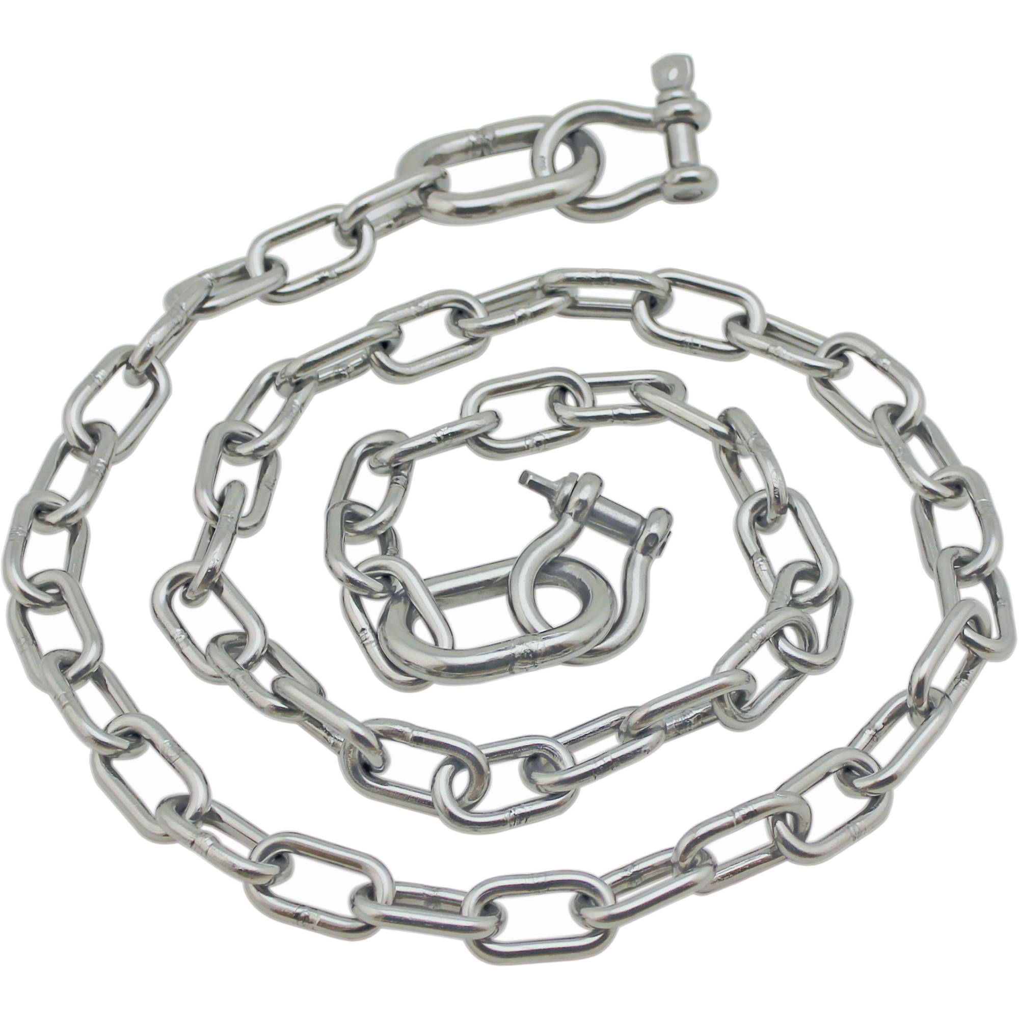 Extreme Max BoatTector Stainless Steel Anchor Chain