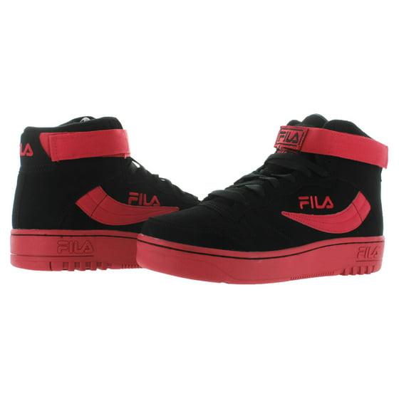 69bebaad43c3 Fila - Fila FX-100 Men s Retro Hightop Basketball Sneakers Shoes ...