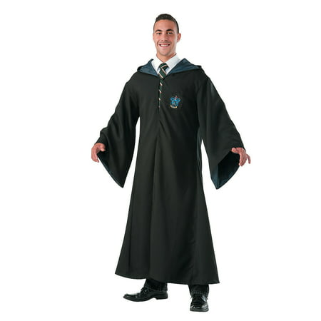 Fun Express - Rb Replica Adult Ravenclaw Robe Std for Halloween - Apparel Accessories - Costume Accessories - Misc Costume Accessories - Halloween - 1 Piece (Ravenclaw Robes)