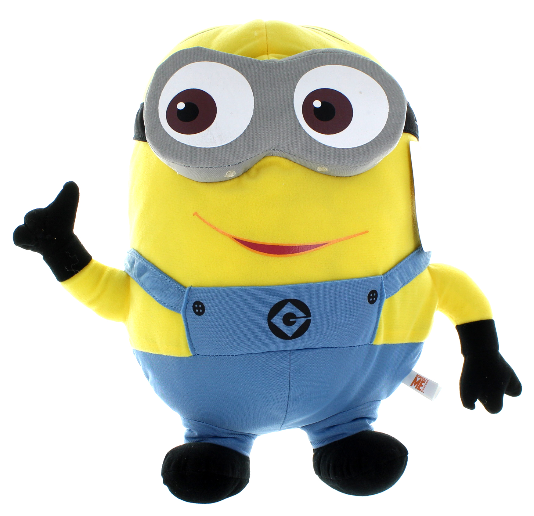 """Despicable Me 17"""" Plush Minion Dave by Toy Factory"""