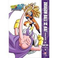 Dragon Ball Z Kai: Final Chapters - Part Two (DVD)