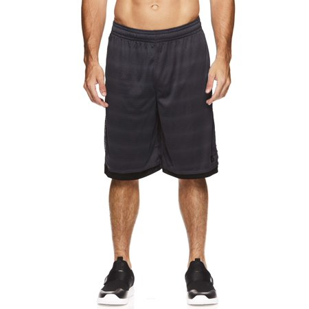 - Men's Knit Polyester Mesh Basketball Shorts