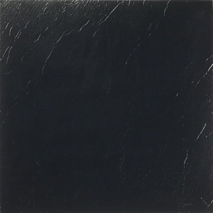Achim Nexus Black 12x12 Self Adhesive Vinyl Floor Tile - 20 Tiles/20 sq. ft.