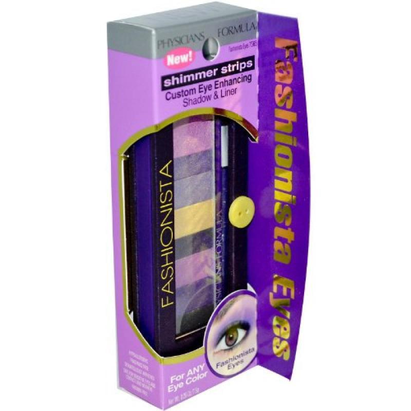 Physicians Formula Shadow and Liner, Custom Eye Enhancing, Fashionista Eyes 7565 0.26 oz (7.5 g)