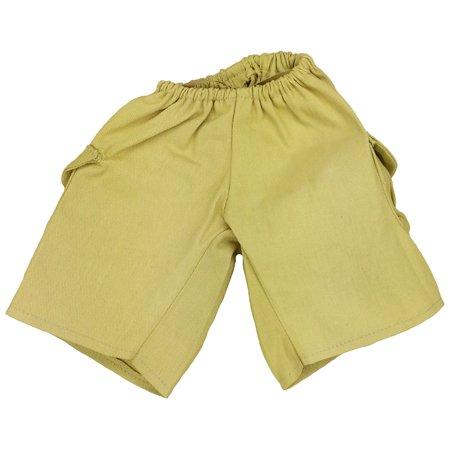 khaki pants teddy bear clothes fits most 14 18 build a