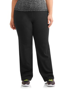 a2b5435e9f0 Product Image Athletic Works Women s Plus Dri More Bootcut Pant