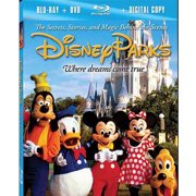 Disney Parks  (Blu-ray + DVD) (Widescreen)