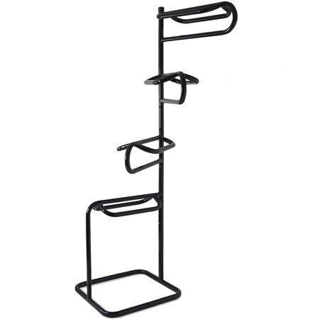 - Titan 4 tier saddle rack display holder horse equestrian storage heavy duty barn