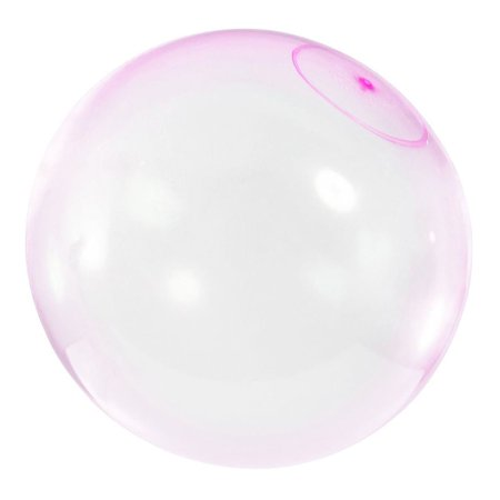 Bubble Balloon Inflatable Funny Toy Ball Amazing Tear-Resistant Super Good Gift Inflatable Balls for Outdoor Play Random Color (Size S, 12inch)