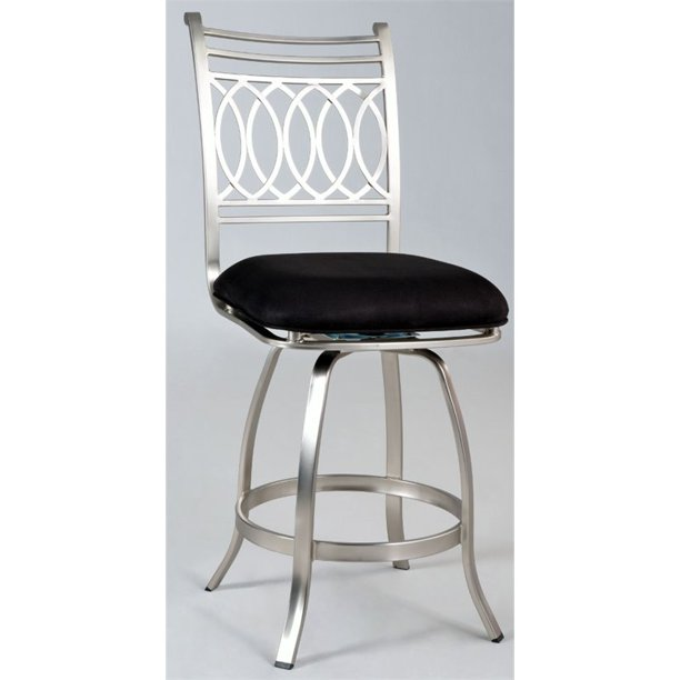 Chintaly Swivel Counter Stool In