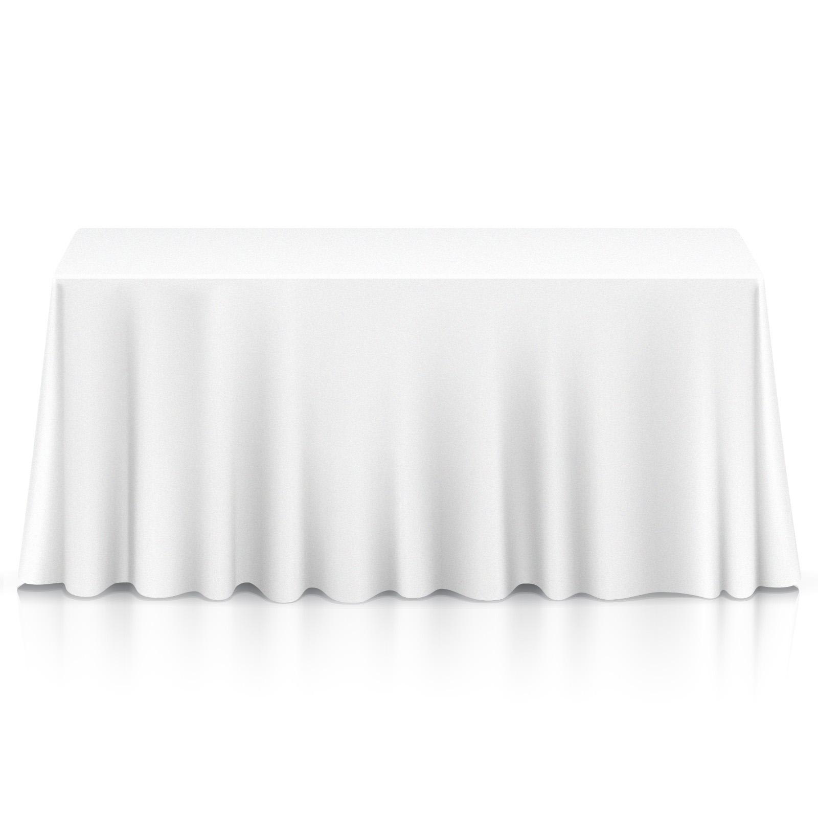 Lann's Linens 20 Premium Tablecloths for Wedding   Banquet   Restaurant Rectangular... by Lann's Linens